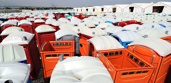 Champion Portable Toilets in Tustin, CA